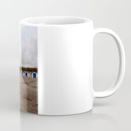 on the beach (Texel) Coffee Mug