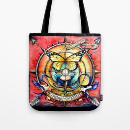"""Morgan O'Kanes """"One They Call the Wind"""" Tote Bag"""