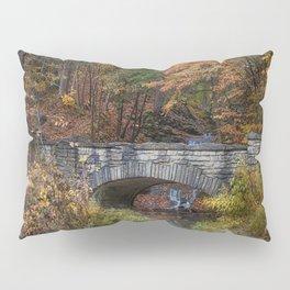 the Stone Bridge Pillow Sham