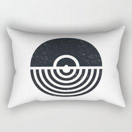 Moon Vinyl Rectangular Pillow
