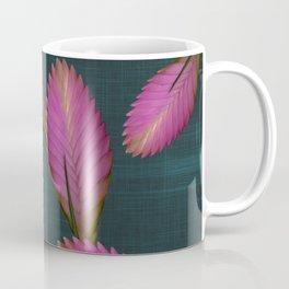 Tillandsia in petrol blue Coffee Mug