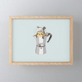 Slopresso Framed Mini Art Print