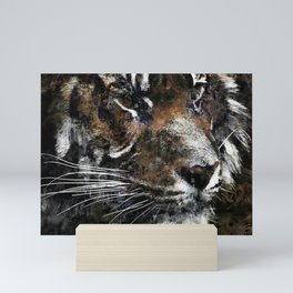 Majestic Tiger Mini Art Print