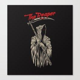 The Grim Reaper Canvas Print
