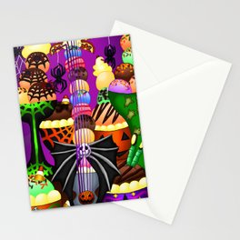 Fusion Keyblade Guitar #199 - Pumpkinhead & Sweetstack Stationery Cards