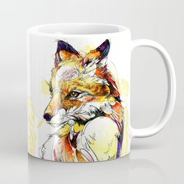Fox Flow Coffee Mug