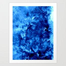 NEBULa Waters Art Print