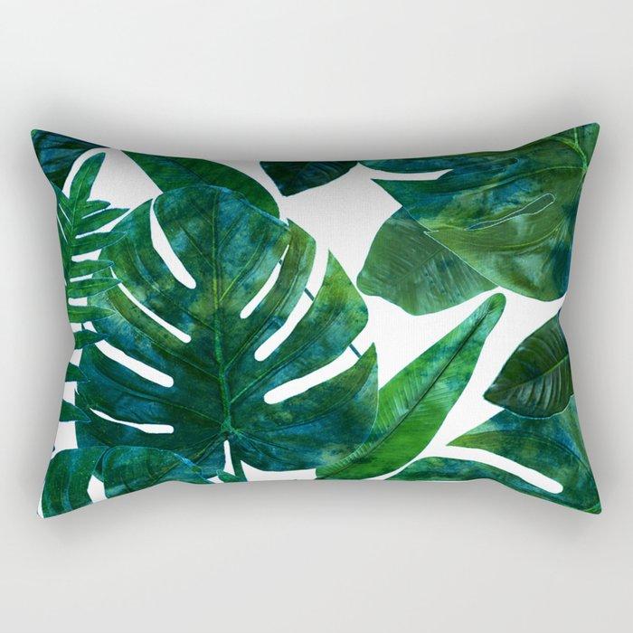 Perceptive Dream    #society6 #tropical #buyart Rectangular Pillow