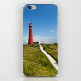 Schiermonnikoog Vuurtoren iPhone Skin