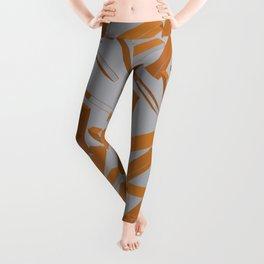 3D Pattern  X 0.4 Leggings