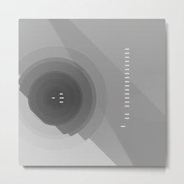 Obiect Metal Print