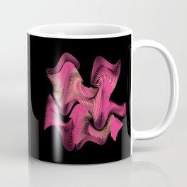 Psychedelic Bubble Gum Warp Coffee Mug