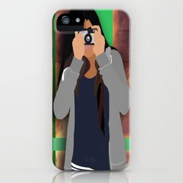 Obstacle 1 iPhone Case