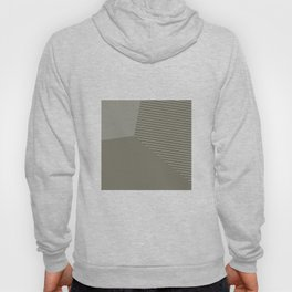 Business as Usual - Voronoi Stripes Hoody