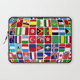 world Laptop Sleeve