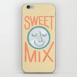 Sweet Mix iPhone Skin