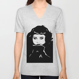 Beth Ditto Unisex V-Neck