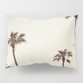 Palm Trees in the Desert Pillow Sham