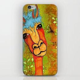 Alpaca II iPhone Skin