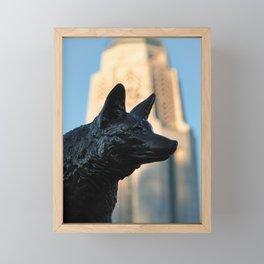 Charlemagne Framed Mini Art Print