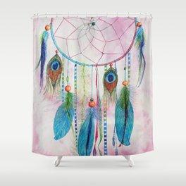 Dreams Come True: believe Shower Curtain