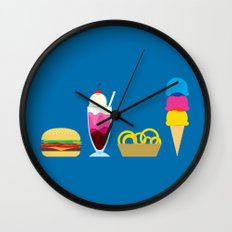 There's nothing finer... Wall Clock