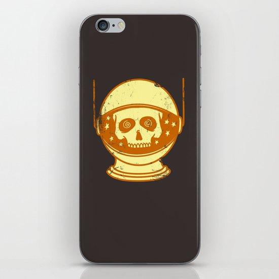 Intergalactic Cotton Buds iPhone & iPod Skin