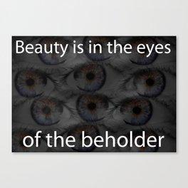 Eyes [SWAG] Canvas Print