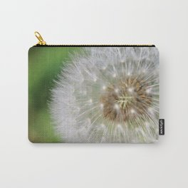 Close-up of Dandelion background Carry-All Pouch