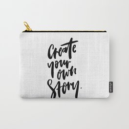 Create your own story Carry-All Pouch