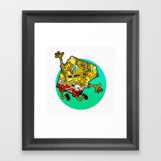 Hey Bob!!! Framed Art Print