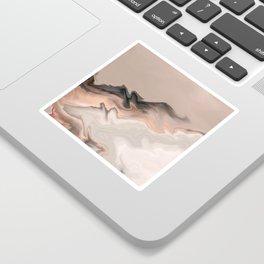 Marble Dream: a digital dreamscape Sticker