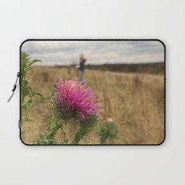 Wild flower Laptop Sleeve