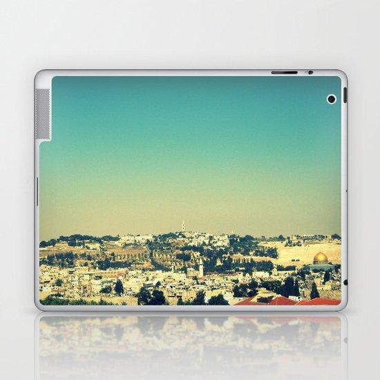 Jerusalem Panorama Laptop & iPad Skin