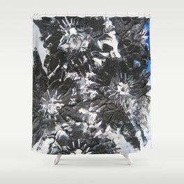 Dark Star Botanicals Shower Curtain