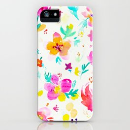 A Little Tropical iPhone Case