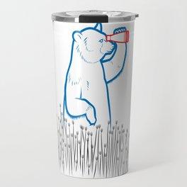 DA BEARS - SEARCHING Travel Mug