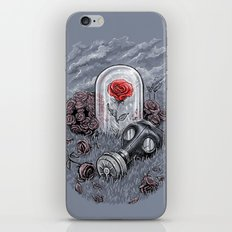 The Last Flower On Earth iPhone Skin