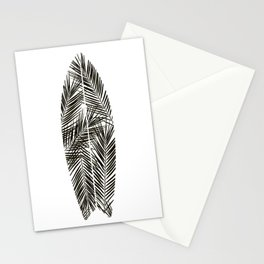 SURFBOARD print Stationery Cards