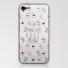 Arrested Development : I've Made a HUGE MISTAKE iPhone & iPod Skin