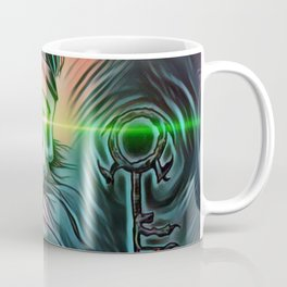 Cyborg 6500 Coffee Mug