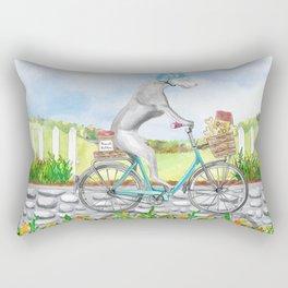 WEIM ON WHEELS Rectangular Pillow