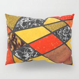 Abstract #487 Pillow Sham
