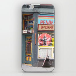 Pender Grocery iPhone Skin