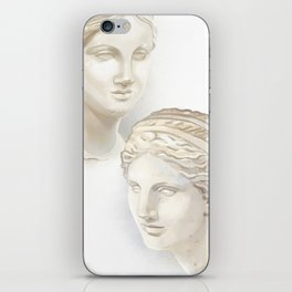 Dueling Aphrodites iPhone Skin