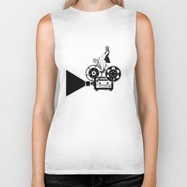 Cinema Paradiso Biker Tank