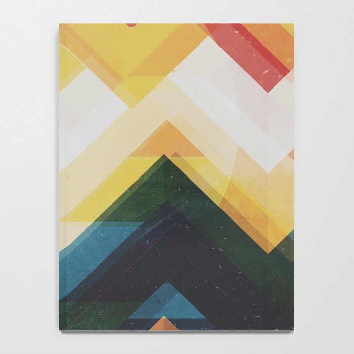 Mountain of energy Notebook