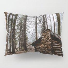 Mystic Log Cabin Pillow Sham