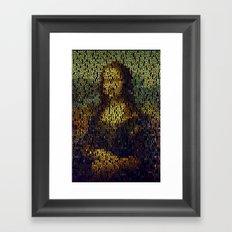 Don't Cha Framed Art Print
