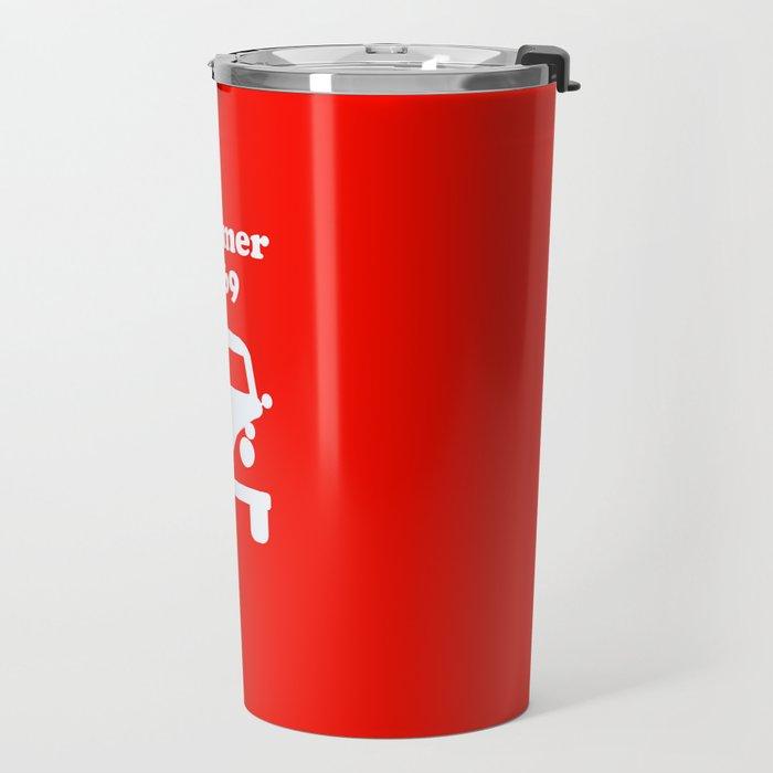 Summer 1969 - red Travel Mug